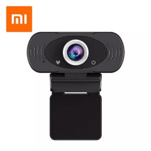 Webcam Xiaomi Full HD 1080p c/Microfone USB