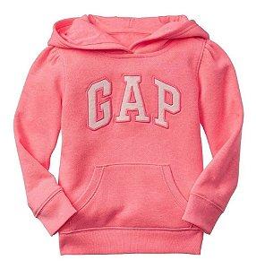 Moletom / casaco Gap rosa (chiclete)