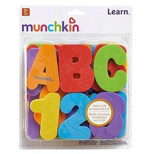 Letras e Números - Munchkin