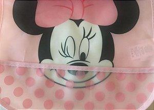 Babador impermeável Disney