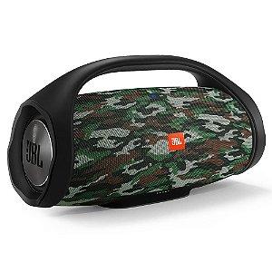 Caixa de Som Bluetooth JBL BOOMBOX - Camuflada