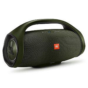 Caixa de Som Bluetooth JBL BOOMBOX - Verde Oliva