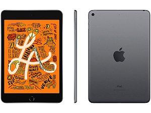 iPad mini Apple, Tela Retina, 64GB, Cinza Espacial, Wi-Fi (2019)