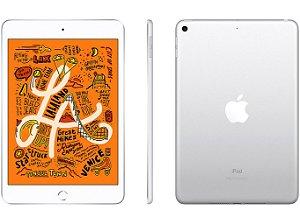iPad mini Apple, Tela Retina, 64GB, Prateado, Wi-Fi (2019)