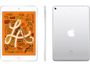 iPad mini Apple, Tela Retina, 64GB, Prateado, Wi-Fi + Celular (2019)