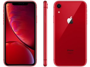 iPhone Xr Red 64gb - Nacional Homologado - Garantia 1 ano