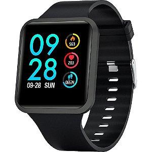 Relógio Inteligente Xtrax Watch Preto | Original - 1 ano de garantia