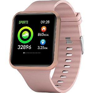 Relógio Inteligente Xtrax Watch Rose | Original - 1 ano de garantia