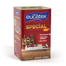 Tinta Acrílica Premium Special 18 Litros - Eucatex
