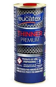 Thinner 9800 Solvente 900ml - Eucatex