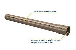 Tubo Soldavel - 6mt - Fortlev (NBR-5648)