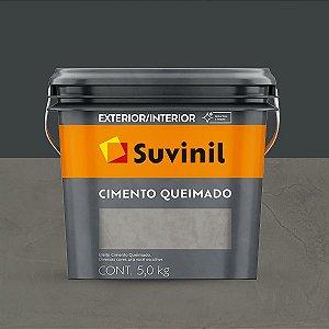 Cimento Queimado Suvinil Avenida Expressa - 5kg
