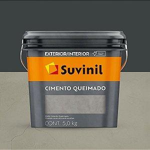 Cimento Queimado Suvinil Dia de Chuva - 5kg
