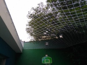 Kit Completo Rede de Proteção 12m × 1m
