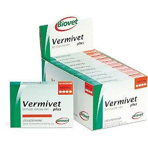 VERMIVET PLUS 660MG 4CP 20010222