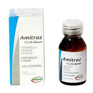 AMITRAZ 12,5% 20ML BIOVET 20010245