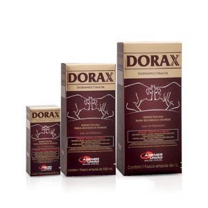 DORAX - DORAMECTINA 1% 500ML