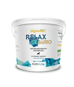 RELAX ICE BARRO 1,2KG