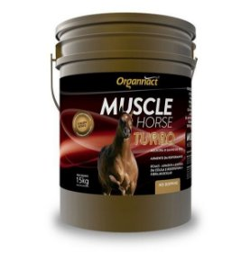 MUSCLE HORSE TURBO 15KG