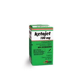 KETOJET 100MG/ML 50ML