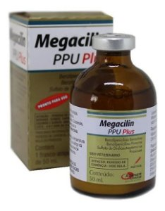 MEGACILIN PPU INJ 50ML