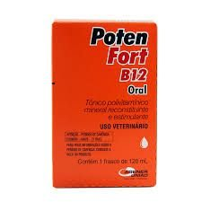 POTENFORT B12 ORAL 120ML
