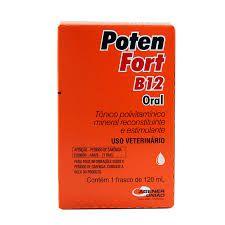 POTENFORT B12 ORAL 120ML