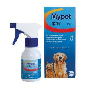 MYPET PLUS SPRAY 100ML
