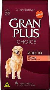 Ração Seca Affinity GranPlus Choice Frango e Carne para Cães Adultos