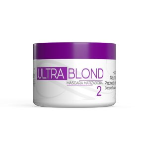 Máscara Hidratante para Cabelos Loiros Ultra Blond 300g