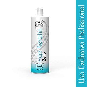 Escova Progressiva Organica Sem Formol Alisante Hair Keratin Zero 1000ml
