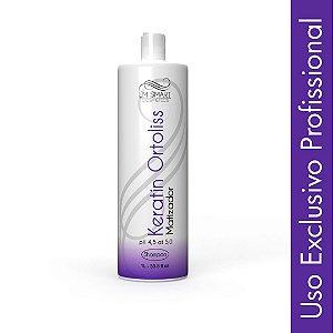 Shampoo Anti Resíduo para cabelos loiros Ortoliss Matizador 1000ml