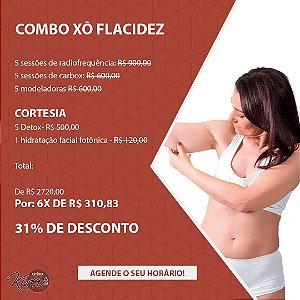 COMBOS XÔ FLACIDEZ