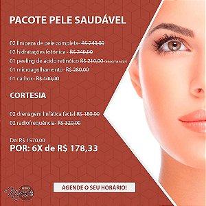 PACOTE PELE SAUDÁVEL