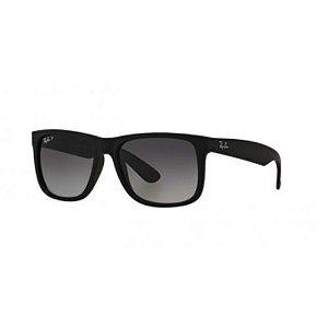 óculos de sol ray ban justin polarizado