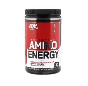 Aminoácidos Amino Energy  Optimum Nutrition 30 Doses