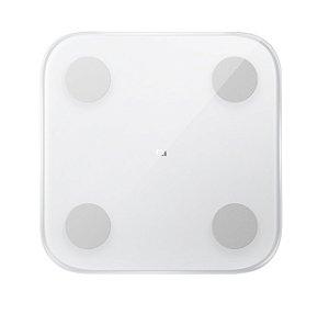 Balança Xiaomi Bio Impedância Corporal Bluetooth Mi Body Composition Scale 2