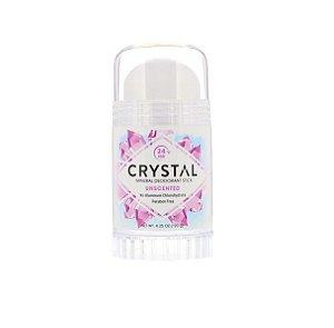 Desodorante Em Pedra Crystal Totalmente Natural Livre de Ftalatos e Parabenos 120g