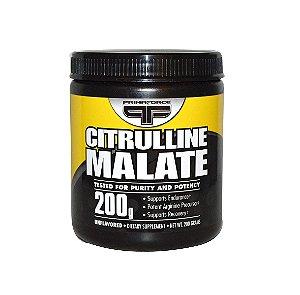 Citrulina Malate Pura Vasodilatador 100 Doses Primaforce