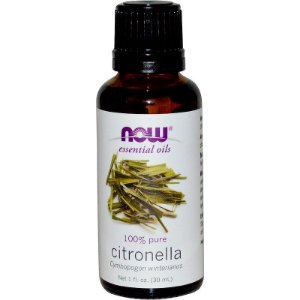 Óleo Essencial Citronela 30ml Importado Now 100% Puro