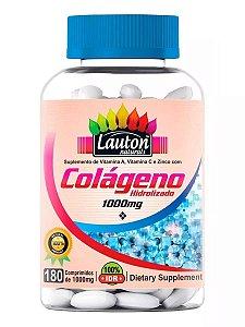 Colageno Hidrolisado 1000mg Com Vitaminas A, C e Zinco
