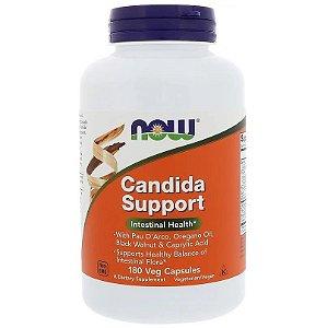 Candida Suporte Tratamento Para Cândida Now Foods