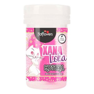 XANA LOKA HOT BALL ESQUENTA ESFRIA VIBRA