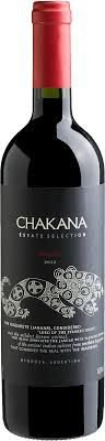 Chakana Estate Sel Malbec 2017