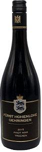 Pinot Noir trocken 2015 - Fürst Hohenlohe-Oehringen