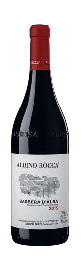 Barbera d'Alba DOC 2015 - Albino Rocca