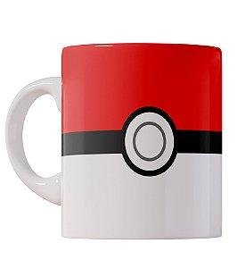 Caneca Pokebola Pokemon