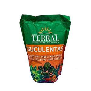 Substrato para suculentas Terral - 1kg