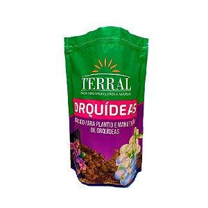 Substrato para Orquideas Terral - 500g