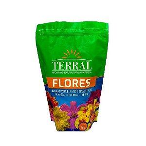 Terra para Flores Terral - 2kg
